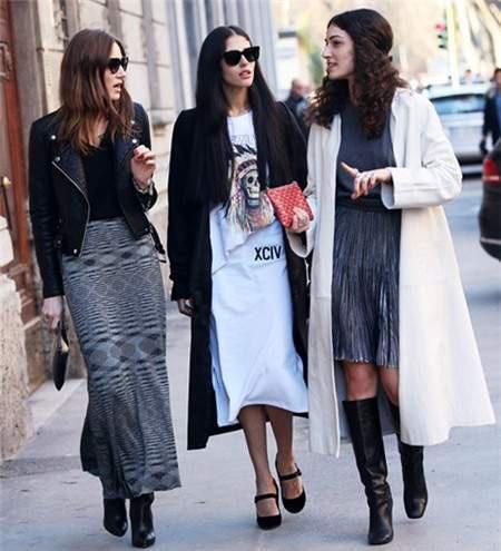 Mix áo khoác dài mùa đông với các kiểu dưới đây, chị em trông vừa hiện đại vừa quyến rũ - Ảnh 6.