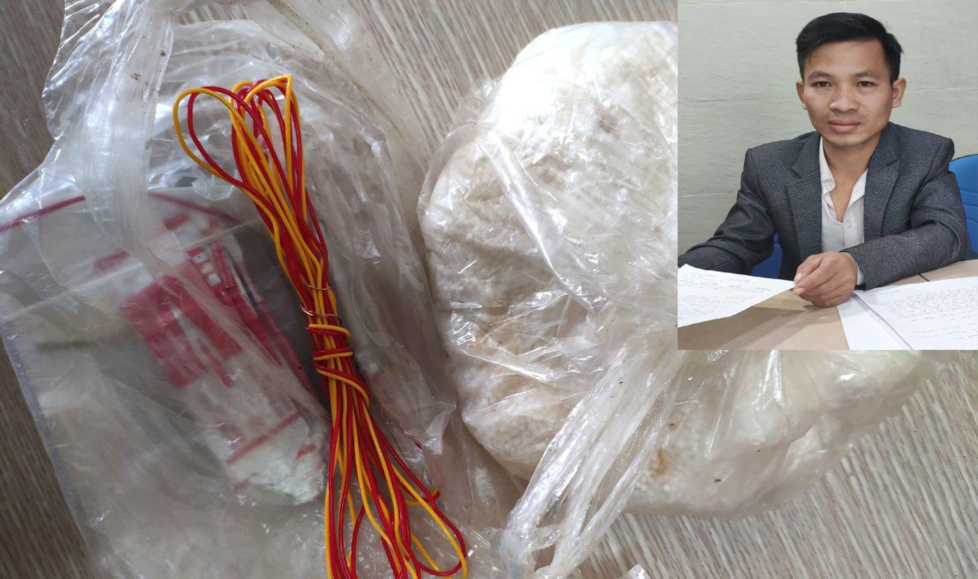 Phát hiện hành khách mang thuốc nổ trong hành lý ra sân bay - Ảnh 1.