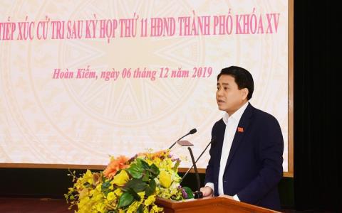 Chủ tịch UBND TP Hà Nội nói gì về phát ngôn thí điểm sông Tô Lịch chưa xin phép? - Ảnh 1.