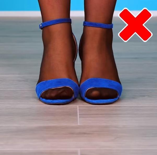 6 lỗi thời trang gây nhức mắt người nhìn, các nàng công sở xin đừng mắc phải - Ảnh 3.
