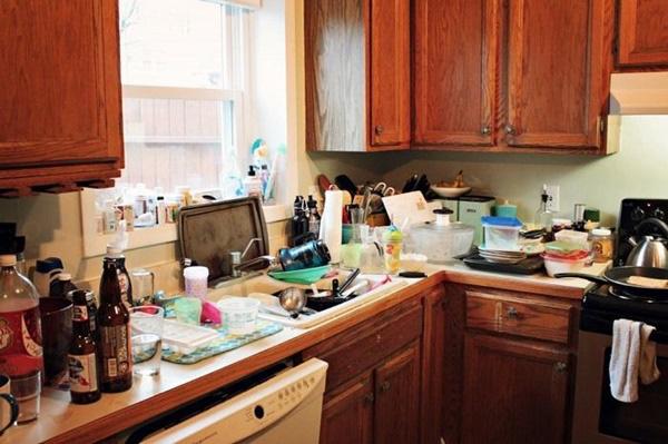 10 thói quen nhà bếp vô tình khiến cả gia đình bệnh tật triền miên - Ảnh 1.