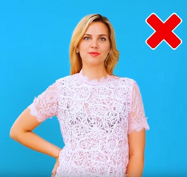 6 lỗi thời trang gây nhức mắt người nhìn, các nàng công sở xin đừng mắc phải - Ảnh 10.