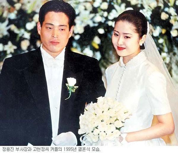 Chuỗi ngày làm dâu nhà tài phiệt được xem là quãng đời đen tối nhất của Go Hyun Jung