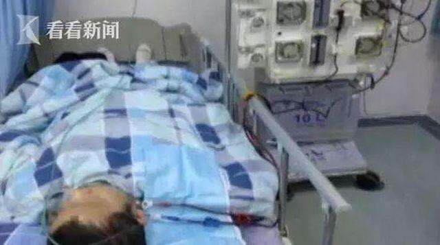 Sau 2 tuần điều trị Tiểu Viên được xuất viện.