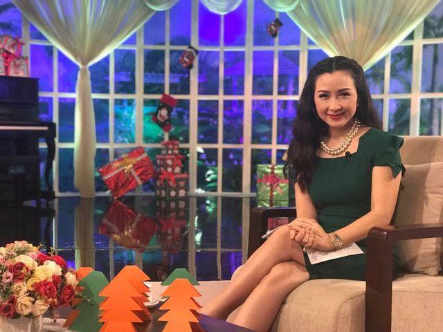 Dù đã xấp xỉ 50 tuổi nhưng nữ diễn viên gốc Hà Nội vẫn khiến người khác phải ghanh tỵ về độ trẻ trung.