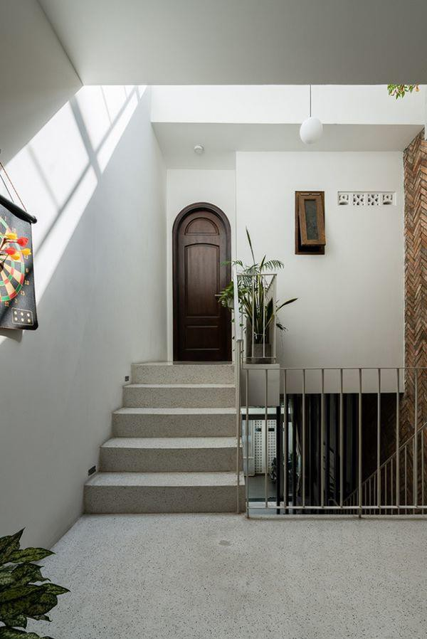 Những kiến trúc sư thực hiện dự án này đều hướng tới thiết kế tối giản,…