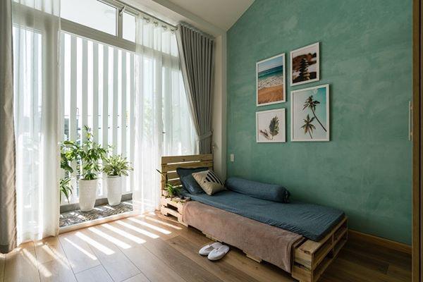Thông điệp quan trọng nhất được các kiến trúc sư thể hiện qua căn nhà này chính là sự hòa hợp giữa con người và thiên nhiên,…