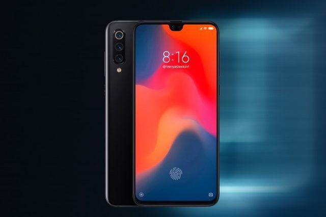 Hình ảnh bị rò rỉ trên Internet được cho là của Xiaomi Mi 9