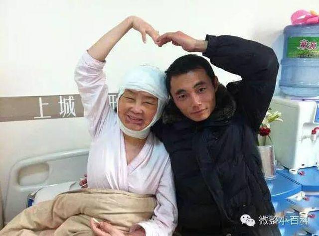 Hồ Quyên luôn được người chồng ở bên quan tâm, chăm sóc cô