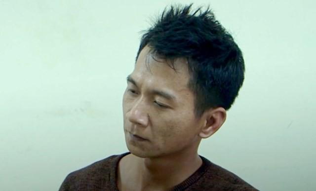 Đối tượng Vương Văn Hùng. Ảnh công an cung cấp