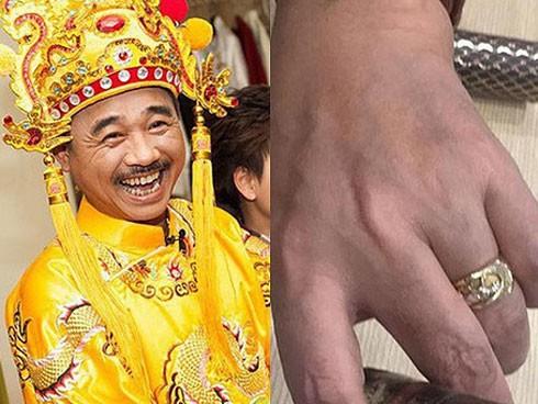 Mới đây dấy lên tin đồn Ngọc Hoàng kết hôn nhưng ngay lập tức bị chính chủ phủ nhận
