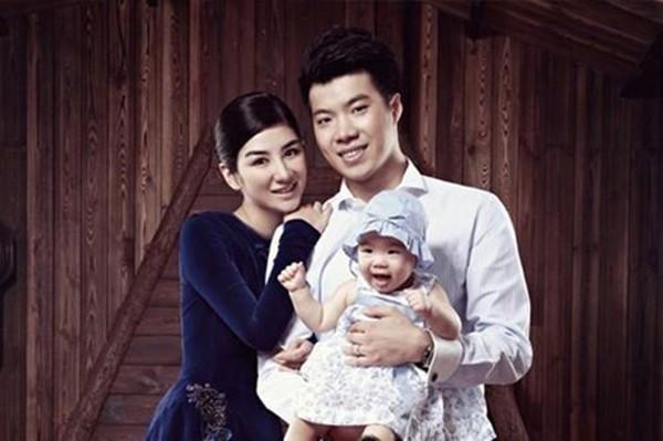 Hoàng Nghị Thanh là chồng cũ của nữ diễn viên Huỳnh Dịch.