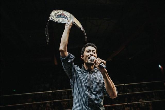 Đam mê lớn nhất thúc đẩy Johnny Trí Nguyễn gây dựng sự nghiệp là võ thuật