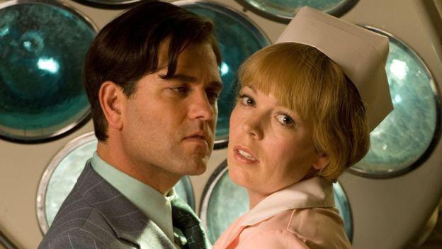 Năm 2008, cô thủ vai người đánh máy viết lại chuyện tình lãng mạn trong một bộ phim truyền hình kỷ niệm của BBC Four.