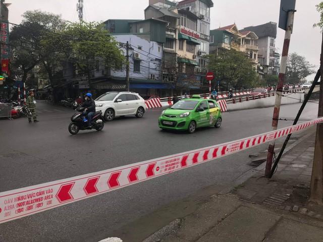 Nhiều tuyến đường nằm trong diện hạn chế phương tiện và cấm tuyệt đối trong những ngày diễn ra sự kiện.