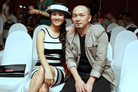 Nhung và nhạc sĩ Quốc Trung là những người bạn thân thiết lâu năm