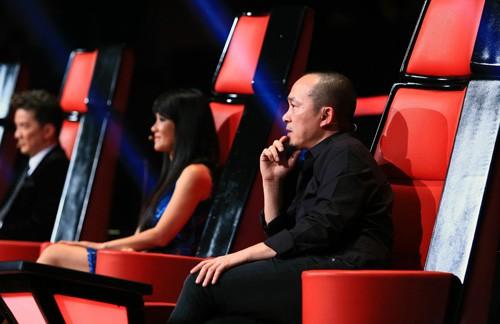 Cả hai nghệ sĩ từng cùng ngồi ghế HLV The Voice 2013