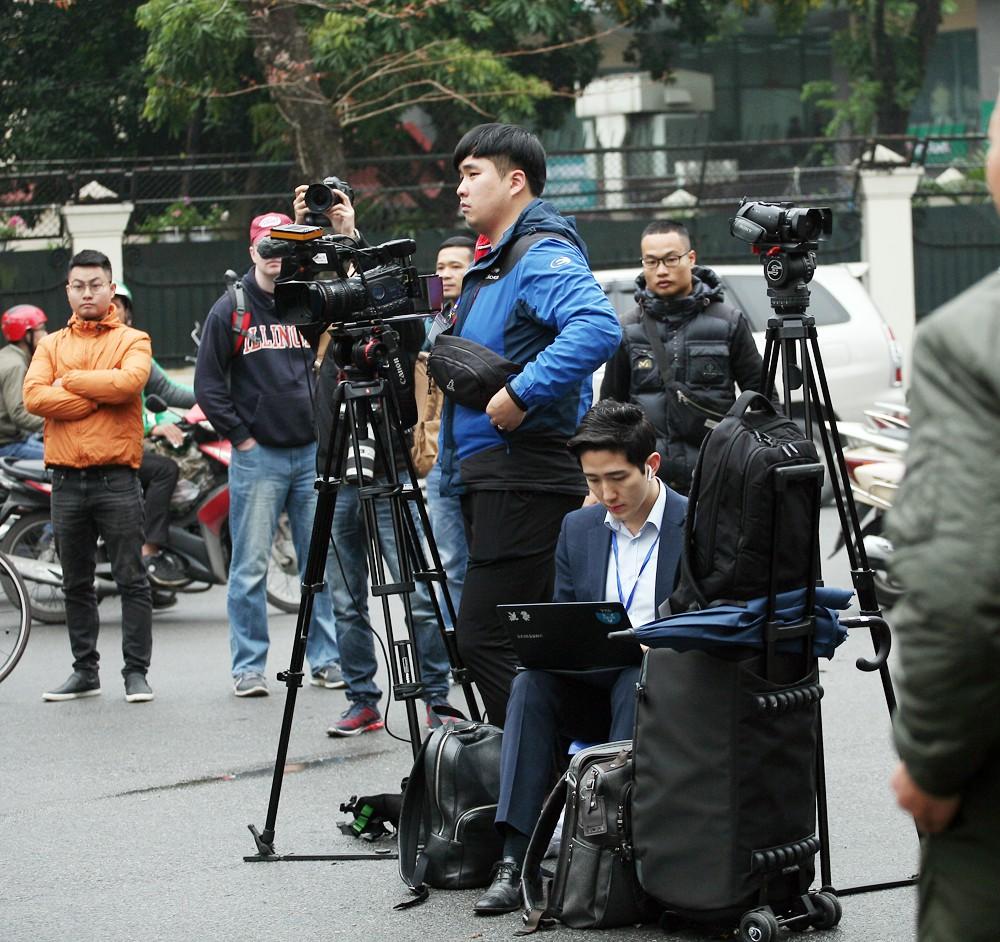 Hội nghị Thượng đỉnh Mỹ - Triều: Phóng viên nước ngoài tác nghiệp như thế nào? - Ảnh 16.