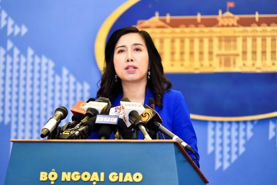 Người phát ngôn Bộ Ngoại giao khẳng định Việt Nam đã nỗ lực, chuẩn bị chu đáo về mọi mặt, đảm bảo an ninh, an toàn tuyệt đối cho Hội nghị Thượng đỉnh Mỹ-Triều.