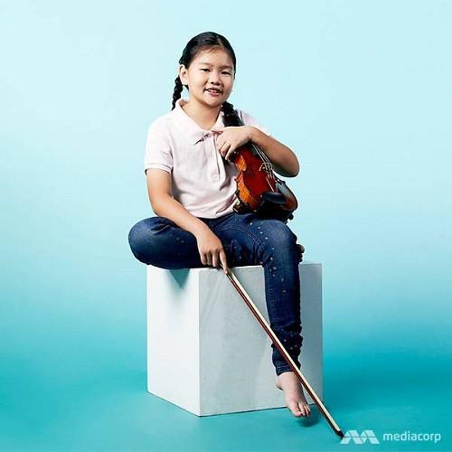 Bố mẹ Lim ủng hộ con theo đuổi sở thích. Ảnh: Kelvin Chia