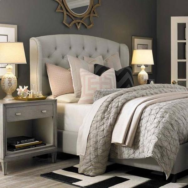 Với những không gian màu xám, dù bạn chọn bất kỳ phong cách trang trí nào cũng đều phù hợp. Bởi mỗi một căn phòng nếu biết chọn lựa ánh sáng phù hợp, chọn tông màu và vật dụng trang trí đi kèm, không gian đều toát lên vẻ đẹp quyến rũ và sang trọng bất ngờ.