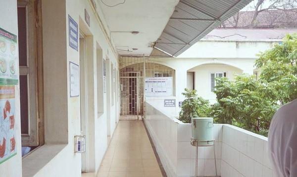 Sự vắng vẻ của Bệnh viện 09.