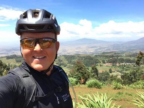 Jonathan Seex, giám đốc điều hành Tập đoàn Tamarind. Ảnh: Facebook