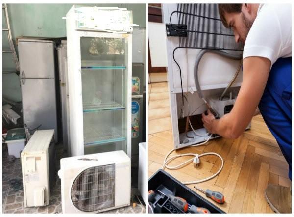 Tủ lạnh cũ chứa nhiều rũi ro người dùng nên cân nhắc khi mua