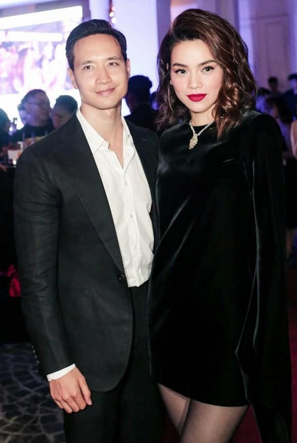 Nữ hoàng giải trí đang hạnh phúc bên người tình điển trai Kim Lý