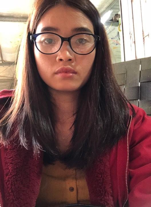 Chị Võ Thị Hoài, nạn nhân bị nhà xe hành hung.