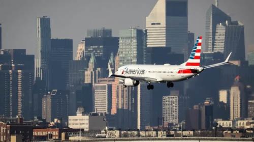 Việt Nam sẽ không cấp phép bay mới đối với máy bay Boeing 737 Max sau hai sự cố tai nạn. Ảnh: Aviation.