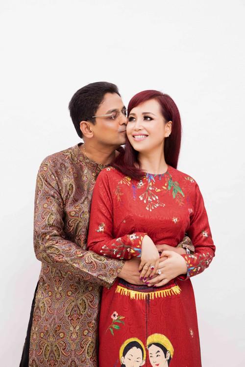 Tôi phải cảm ơn cuộc thi Hoa hậu Việt Nam vì đã cho tôi được gặp Maneesh. Tôi nghĩ, điều quan trọng nhất gắn kết tôi và anh là tình cảm. Vật chất rồi cũng mất đi, chỉ có tình yêu còn lại. Hôn nhân phải được nuôi dưỡng bằng tình yêu giữa hai người - Diệu Hoa tâm sự.