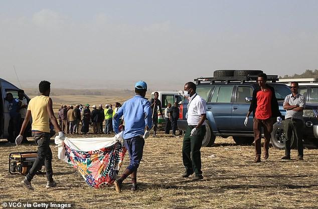 Công tác cứu hộ, điều tra vẫn đang được cơ quan chức năng Ethiopia khẩn trương thực hiện.