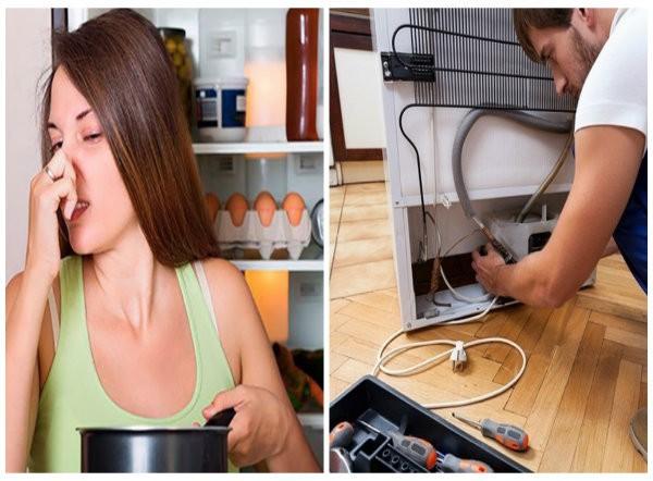 Tủ lạnh bị rò rỉ gas vô cùng nguy hiểm nên nhận biết sớm để xử lý