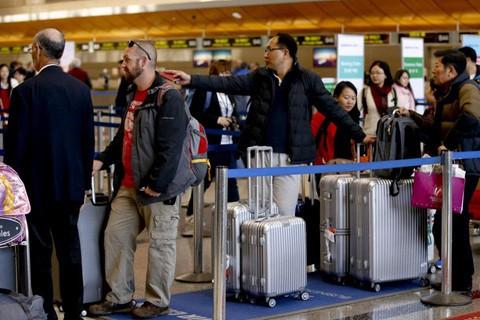 Kỳ nghỉ dài ngày ở nước ngoài đang là xu hướng tại Trung Quốc. Ảnh: SCMP.