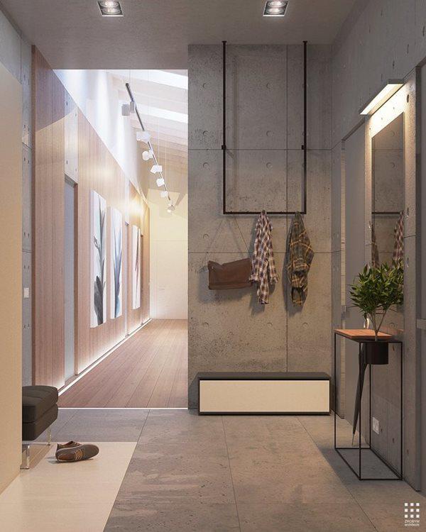 Phòng làm việc được bố trí theo thiết kế văn phòng thường thấy tại các công ty, tạo sự thoải mái và chuyên nghiệp.