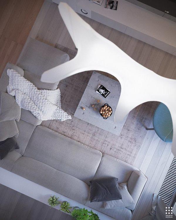 Mọi chi tiết đều đóng vai trò quan trọng nhằm tô điểm cho không gian ngôi nhà.