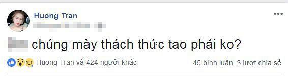 Trong khi đó, bà xã Việt Anh thường xuyên đăng status ẩn ý lên trang cá nhân