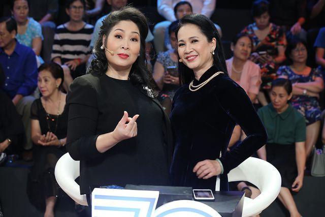 Sự xuất hiện của hai bà mẹ chồng được cho là ghê gớm nhất trên màn ảnh Việt, Hồng Vân và Lan Hương đem đến nhiều khoảnh khắc thú vị cho khán giả.