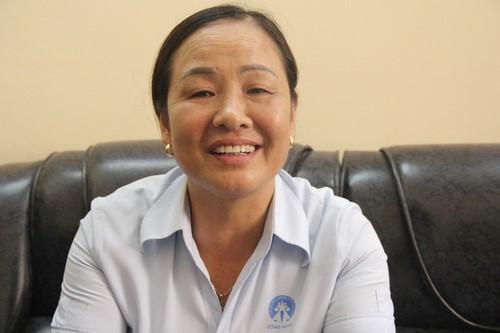 Bà Khương Thị Hà: Tôi học được chữ Nhẫn từ công tác dân số