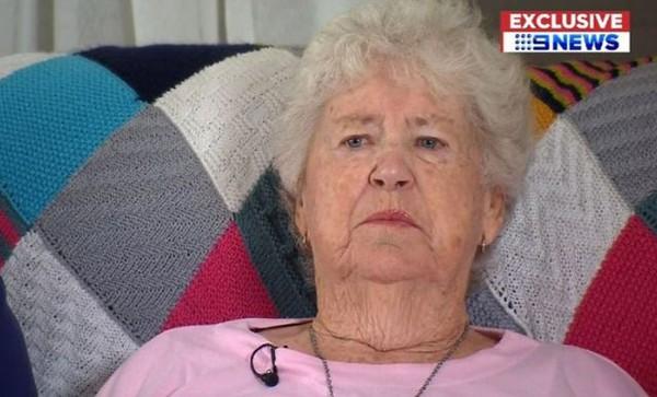 Bà tay súng 28 tuổi bày tỏ sự bức xúc với hành động dã man của cháu.