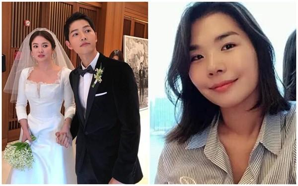 Xuất hiện tin đồn hôn nhân của Song Joong Ki - Song Hye Kyo rạn nứt vì kẻ thứ ba.