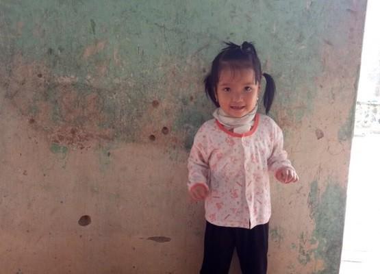 Hình ảnh mới nhất của bé Nhật Hạ