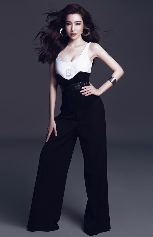 Elly Trần quyết tâm trở lại showbiz sau thời gian ở nhà chăm con.
