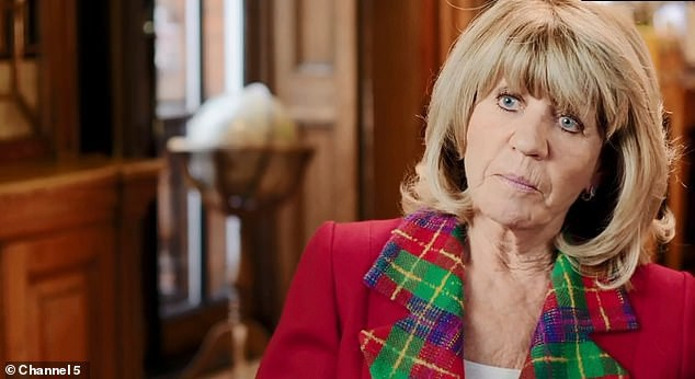 Ingrid Seward, biên tập viên của Tạp chí Royalty