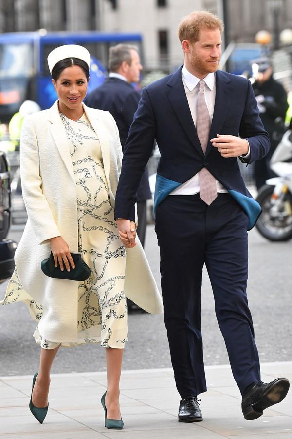 Kể từ khi lấy chồng là hoàng tử Anh, tính cách của Meghan thay đổi rất nhiều.