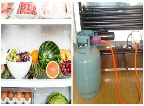 Tủ lạnh cần được nạp gas theo định kỳ