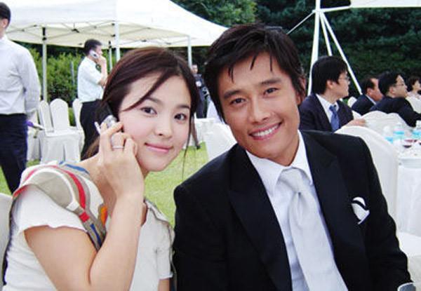 Song Hye Kyo và Lee Byung Hun mặn nồng một thời