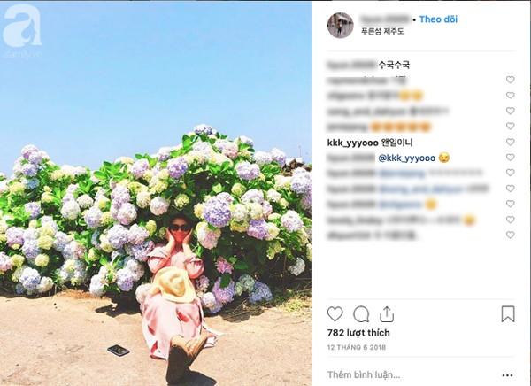 Song Hye Kyo vẫn nhấn nút follow kẻ thứ ba.
