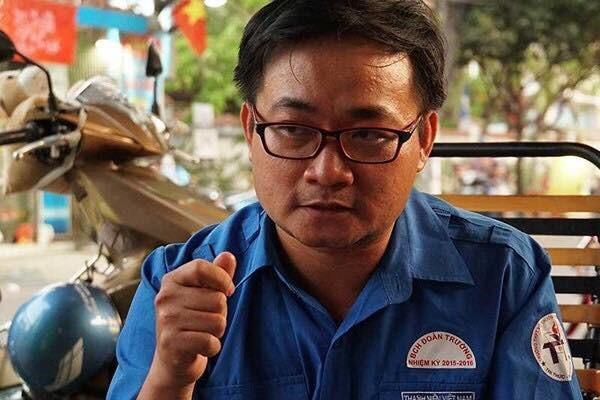 Thầy Đạt đòi bổi thường 80 triệu (Ảnh: Nguyễn Quyên)